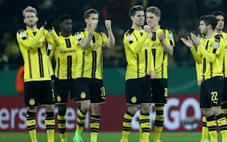 Lotte's Pokal heroics earn home tie with Dortmund