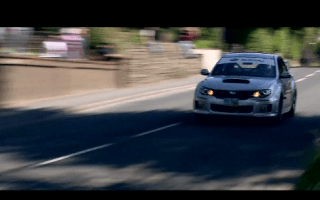 Video: Subaru releases official film of Isle of Man TT record run
