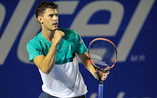 Thiem overcomes Tomic in decider