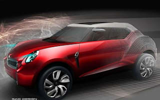 MG shows Icon concept 'inspired' by Nissan Juke