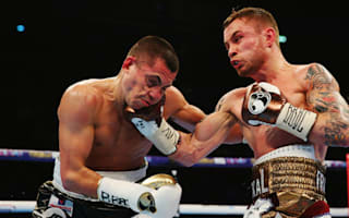 Frampton bests rival Quigg in Manchester showdown