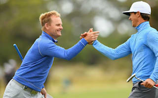 Danish duo extend lead at World Cup of Golf