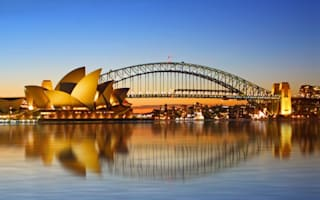 Explore the wonders of Sydney