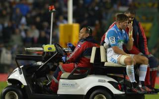 Umaga bemoans referee leniency after Treeby tackle