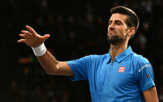 No excuses from gracious Djokovic as Murray nears number one