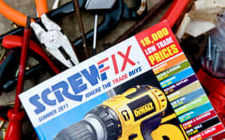 Screwfix accidentally prices everything at £34.99