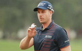 Stenson hits the ground running to take Abu Dhabi lead