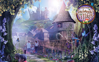 Win! A family break at Alton Towers Resort's new Enchanted Village