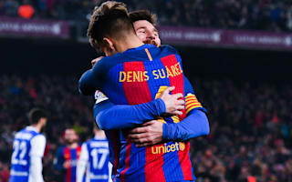 Denis Suarez: I have a special connection with Messi