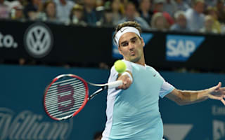 Federer struggling for fitness ahead of Australian Open