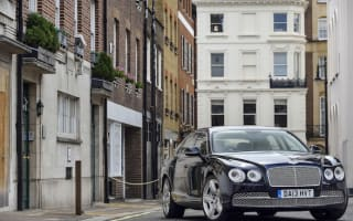 First drive: Bentley Flying Spur