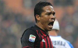 Montella plays down Bacca incident