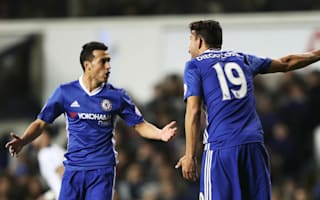 Costa insists mid-game spat with 'brother' Pedro was 'nothing'