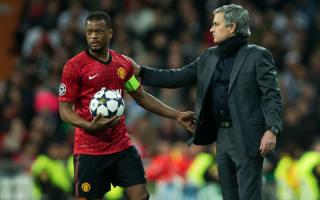 Mourinho and I often speak, reveals Evra