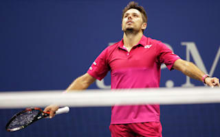 'Empty' Wawrinka lauded by Djokovic
