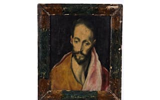 Tiny painting 'worth £300' sells for £120,000
