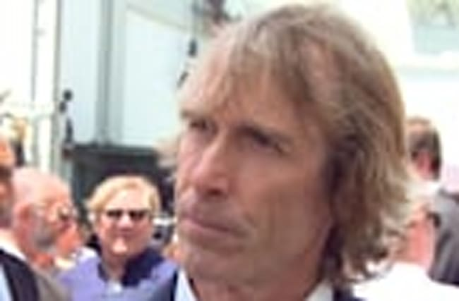 Legendary Filmmaker Michael Bay Cements Legacy With Hollywood Hand and Footprint Ceremony