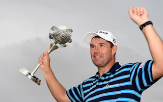 Harrington turns attention to Masters qualification