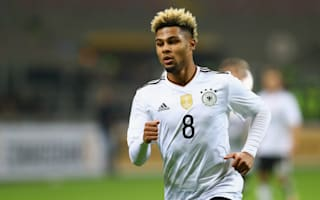 Gnabry open to Bayern Munich move