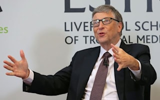 Bill Gates urges UK to stick to foreign aid commitment