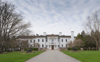 Inside Catherine Zeta-Jones and Michael Douglas' new £7m mansion