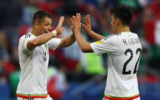 We're working our a**** off to win Confederations Cup, says Mexico star Hernandez