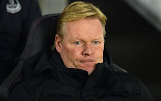 Everton need time and changes, says Koeman