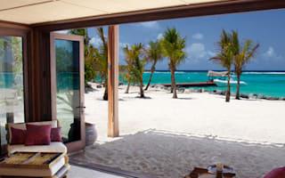 Richard Branson gifts Kate Moss holiday on Necker Island for 40th birthday