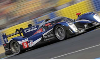 Peugeot pulls out of sports cars
