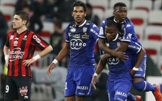 Nice 0 Bastia 2: Ten-man hosts suffer another setback