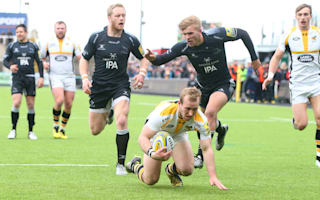 Wasps win again, Cipriani stars for Sale