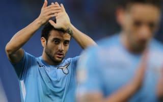 Felipe Anderson unsure over Lazio future
