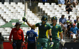 Du Plessis satisfied without Kirsten record