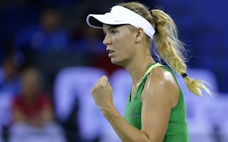 Resurgent Wozniacki to face Mladenovic in Hong Kong final