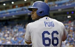 Dodgers demote Puig