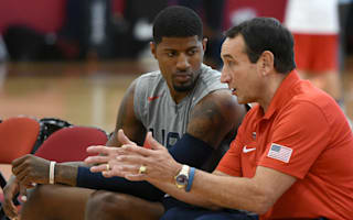 George comes full circle with strong USA return