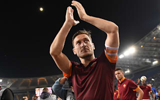 He is not a hero, he is a God - Eriksson hails departing Roma icon Totti