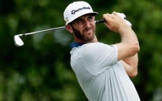 Johnson confident ahead of U.S. Open