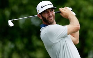 Johnson confident ahead of U.S. Open