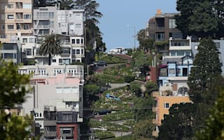 This is the world's steepest street