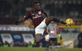 Balotelli ruled out of Inter clash despite Coppa Italia heroics