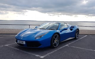 First Drive: Ferrari 488 Spider