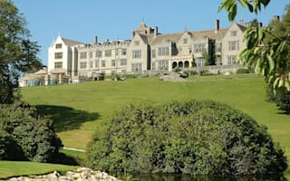 Guests fall in balcony collapse at Dartmoor hotel