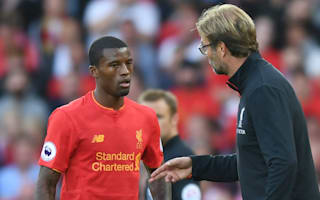Wijnaldum snubbed Tottenham for Liverpool because of Klopp