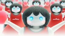 Seid umarmt, Murata Robo-Cheerleader! (Video)
