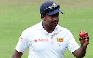 Herath takes hat-trick in second Test