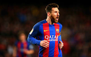Messi reaches 500 goals for Barcelona