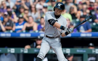 Suzuki makes history in Marlins victory, Yankees win on emotional day