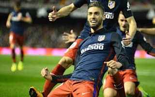 Carrasco: Atletico want to finish above Real Madrid