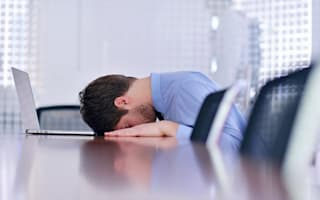 Work could kill you - or at least make you very sick